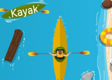 Kayak game